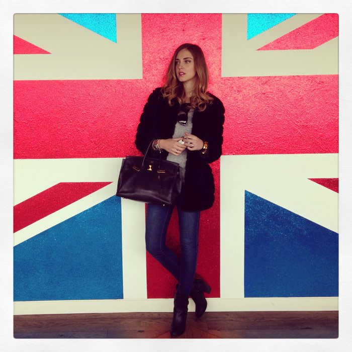 Chiara Ferragni i jej The Blonde Salad blog