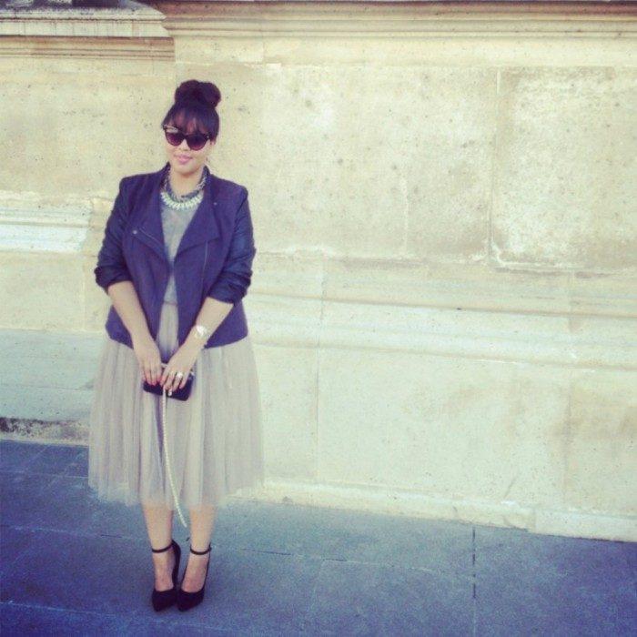 Moda dla puszystych, Gabi Gregg i jej blog Gabifresh
