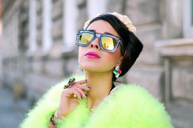 Macademian Girl – najbardziej ekstrawagancka polska blogerka modowa