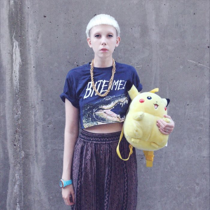Mind the mustard – punk, grunge i inne szaleństwa Jenny Bergqvist