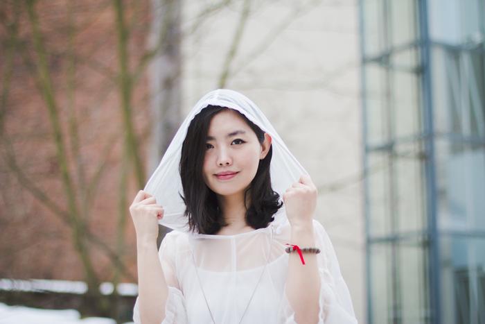 The Sea of Fertility, blog modowy Xiaoxi (Nancy) Zhang